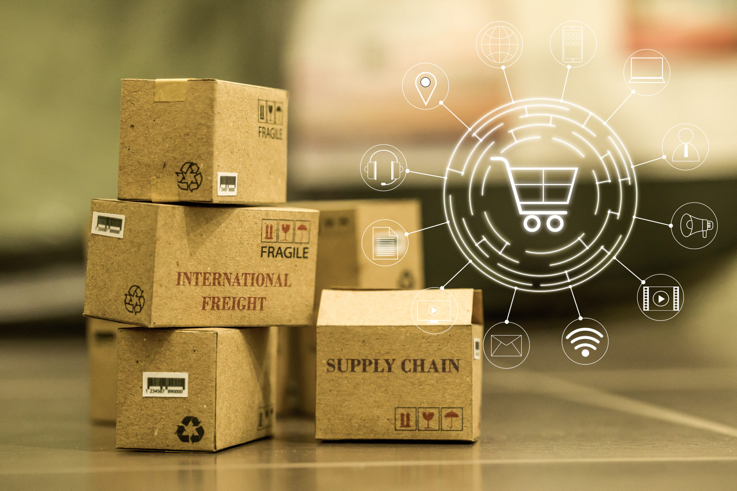 Digital Disruption and Challenges in Freight Forwarding